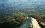 Crystalline water of the Black Sea